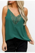 Wilda Top - Green