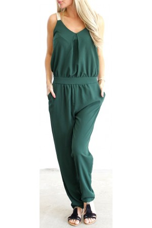 Sita Jumpsuit - Green