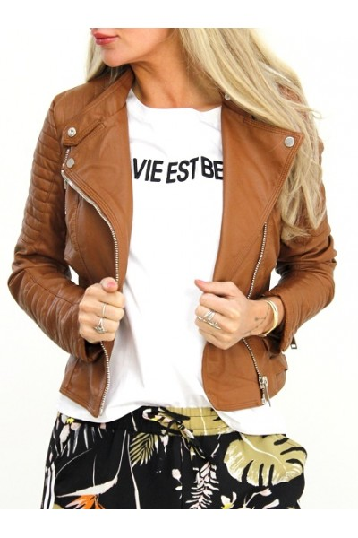 Kian Cool Jacket - Brown