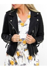 Mila Cool Jacket - Black