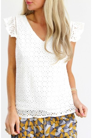 Drina Lace Shirt