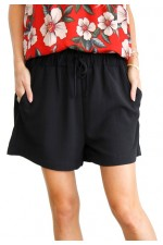 Sinka Shorts - Black