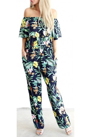 Isola Flower Jumpsuit