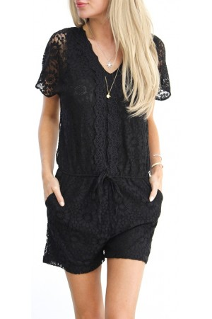 Kamma Lace Jumpsuit