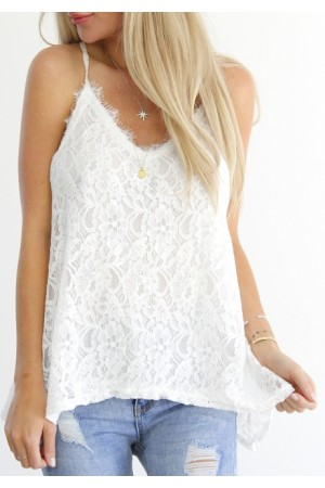 Tahlina Lace Top