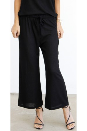 Viano Pants - Black