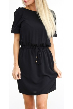 Lyda Dress - Black