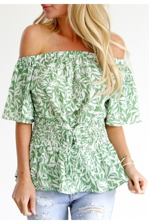 Gina Shirt - Green