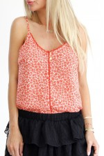 Tipi Beauty Top - Red