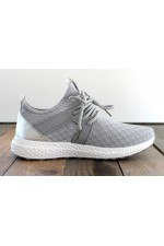 Soft Sneakers - Grey