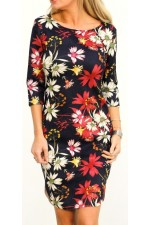 Manda Soft Dress - Flower