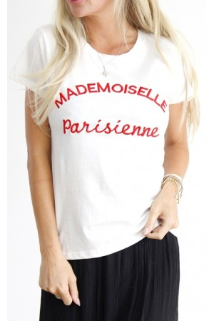 Madi T-Shirt - Red