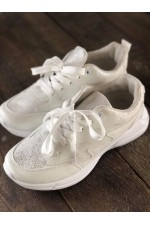 Loly White Sneakers