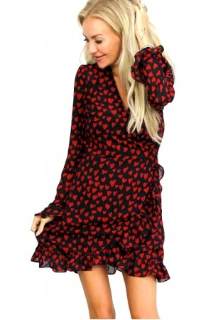 Tulla Heart Dress