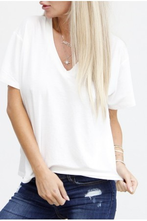 Wana Basic T-Shirt - White