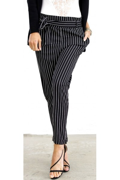 Ella Pants - Stripe