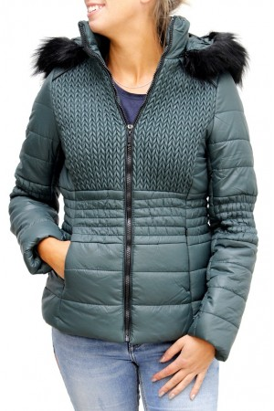 Osley Jacket - Green