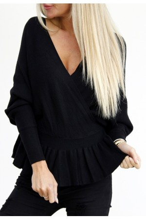 Maddie Soft Knit - Black