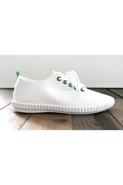 Lolli Soft Sneakers - Green