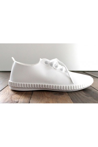 Lolli Soft Sneakers - White