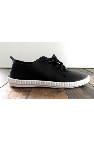 Lolli Soft Sneakers - All Black
