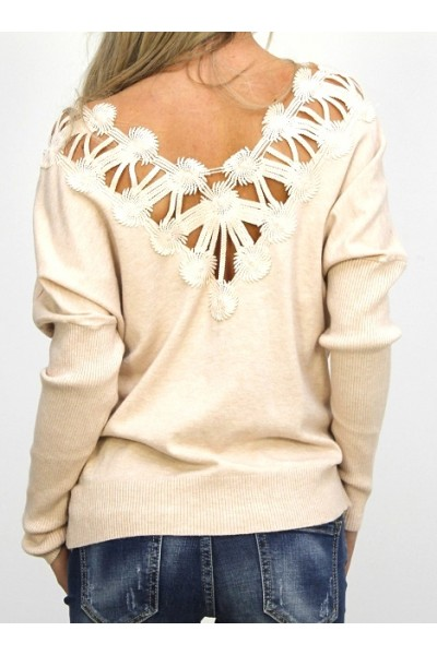 Sabba Knit - Rose
