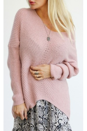 Judi Knit - Rose