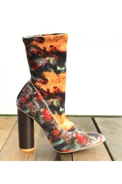 Multi Colour Boots