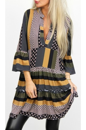 Mallie Long Tunic