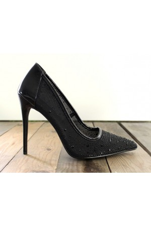 Elissa Beauty Stilet - Black