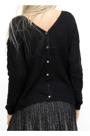 Amy Knit - Black