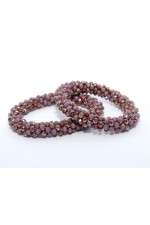 Gina Bracelet - Purple