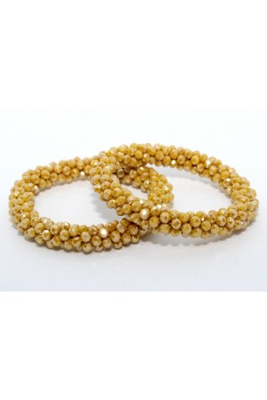 Gina Bracelet - Yellow