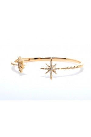 Stars By P - Mira Star Bracelet - Gold
