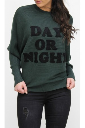 Day Knit - Green