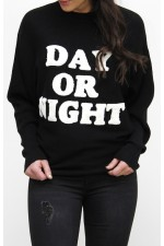 Day Knit - Black