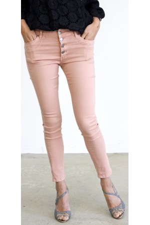 Elma Pants - Old Rose