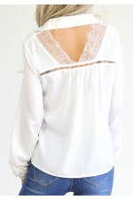 Ella Lace Shirt