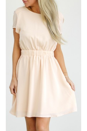 Nani Dress - Light Rose