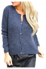 Lovel Cardigan - Petrol