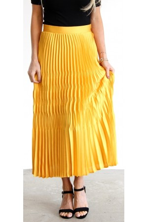 Medos Skirt - Yellow
