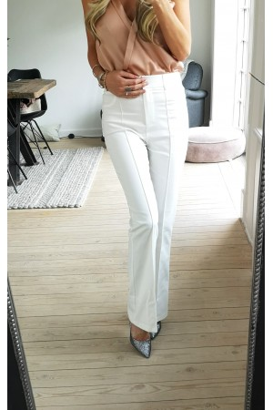Demi Pants - White