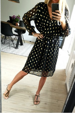 Lindy Dress - Black