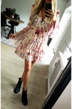 Forudbestilling - Sahlia Dress - Flower