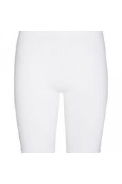 LIBERTE - Ninna Long Shorts - White