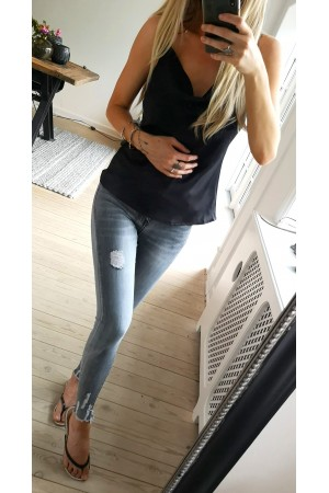 Berte Top - Black