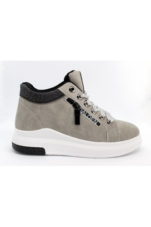 Coal Sneakers - Grey