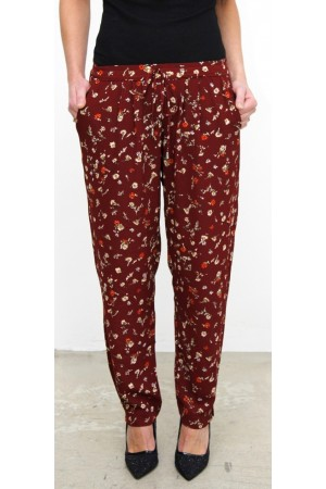 Urania Pants - Red