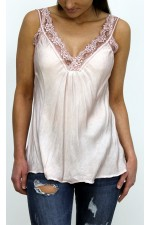 Maldi Beauty Top - Rose