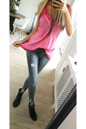 Maldi Beauty Top - Pink